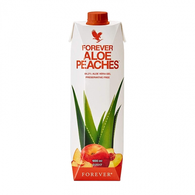 Forever Aloe Peaches